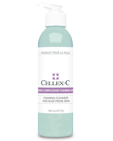 CELLEX-C Fresh Complexion Foaming Gel - 6 oz (180ml) - ibeautysource