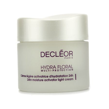 Decleor Hydra Floral 24hr Moisture Activator Light Cream - 1 oz Tube - ibeautysource