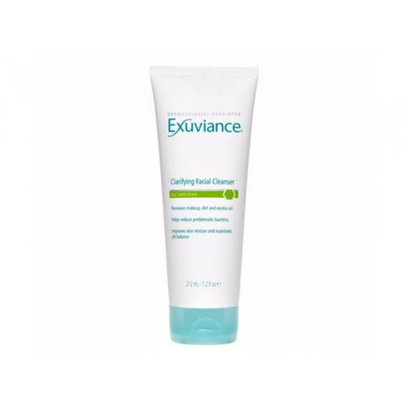 Exuviance Clarifying Facial Cleanser - 7.2 oz - ibeautysource