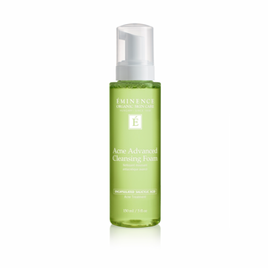 Eminence Acne Advanced Cleansing Foam - 5 oz - ibeautysource