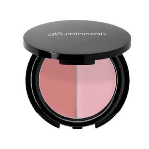 GloMinerals gloBlush Duo - .12 oz - ibeautysource