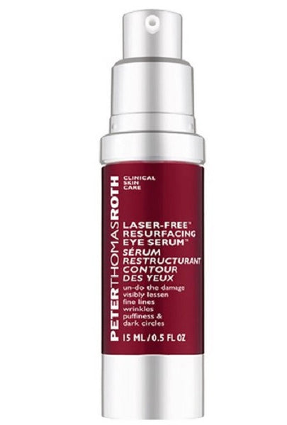 Peter Thomas Roth Laser-Free Resurfacing Eye Serum - .5 oz
