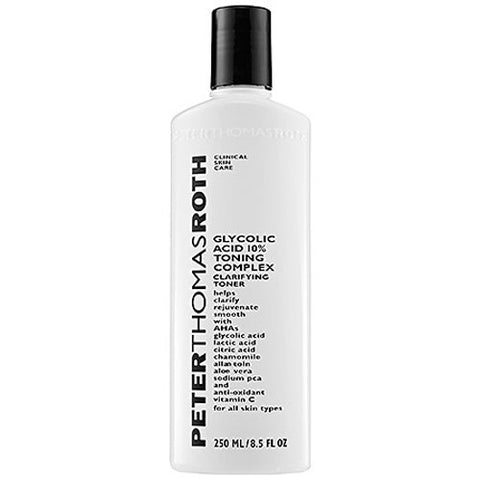 Peter Thomas Roth Glycolic Acid 10% Toning Complex