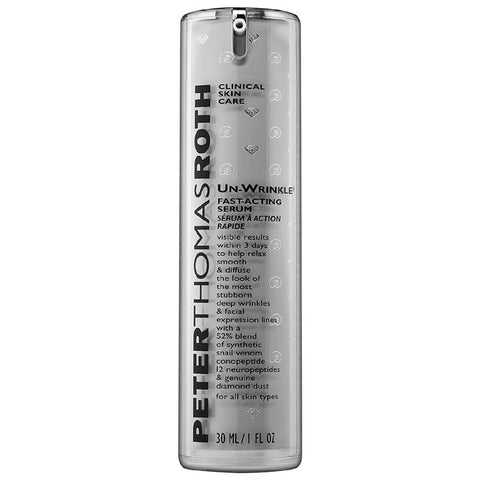Peter Thomas Roth Un-Wrinkle Fast-Acting Serum