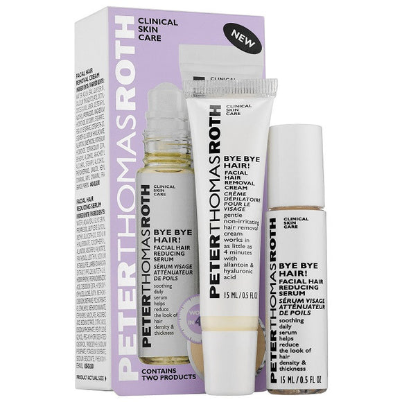 Peter Thomas Roth Bye Bye Hair 2 Step