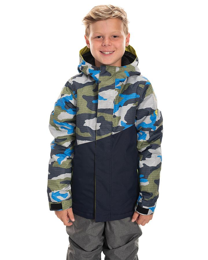 Boys' Cross Insulated Jacket