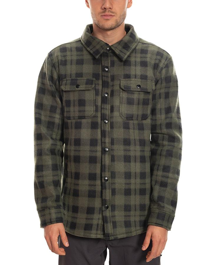 Men's Sierra Fleece Flannel