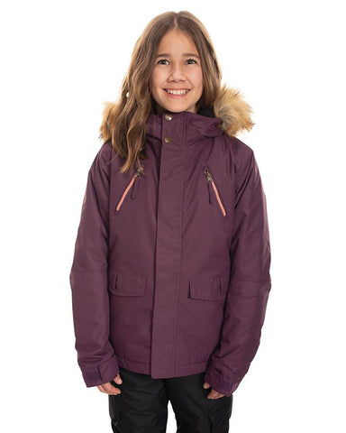 Girls' Ceremony Insulated Jacket