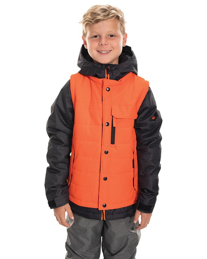 Boys' Scout Insulated Jacket