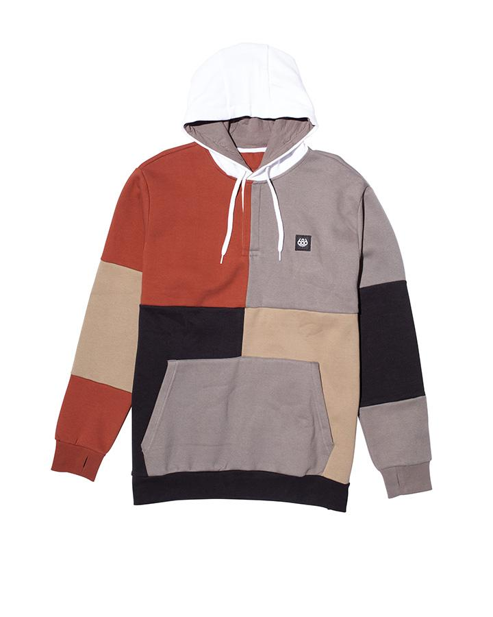 Men's Rugby Colorblock Hoody