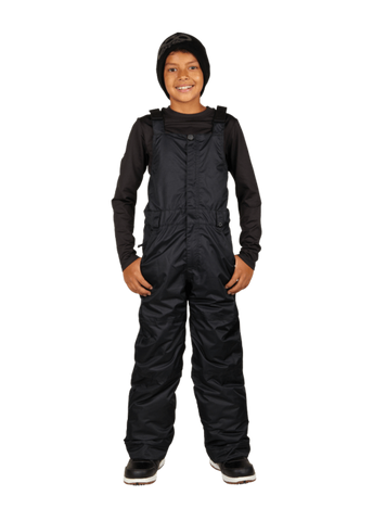 Cornice Insulated Bib – Black