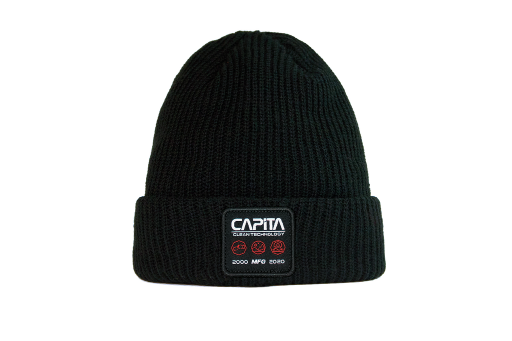 CLEAN TECH BEANIE