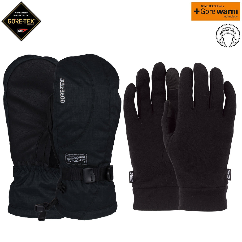 W's Crescent GORE-TEX Long Mitt + Warm