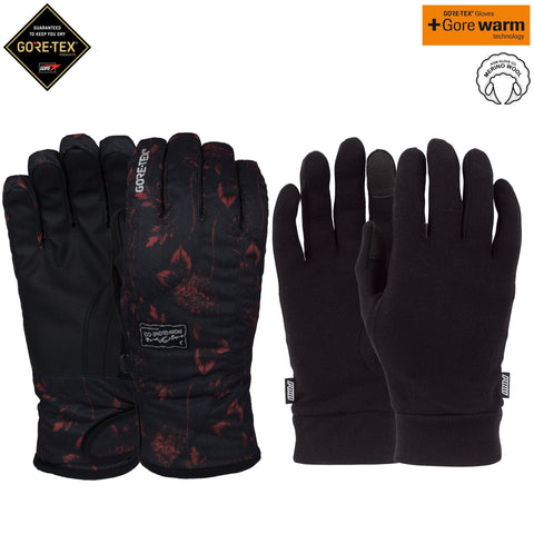 W's Crescent GORE-TEX Short Glove + Warm