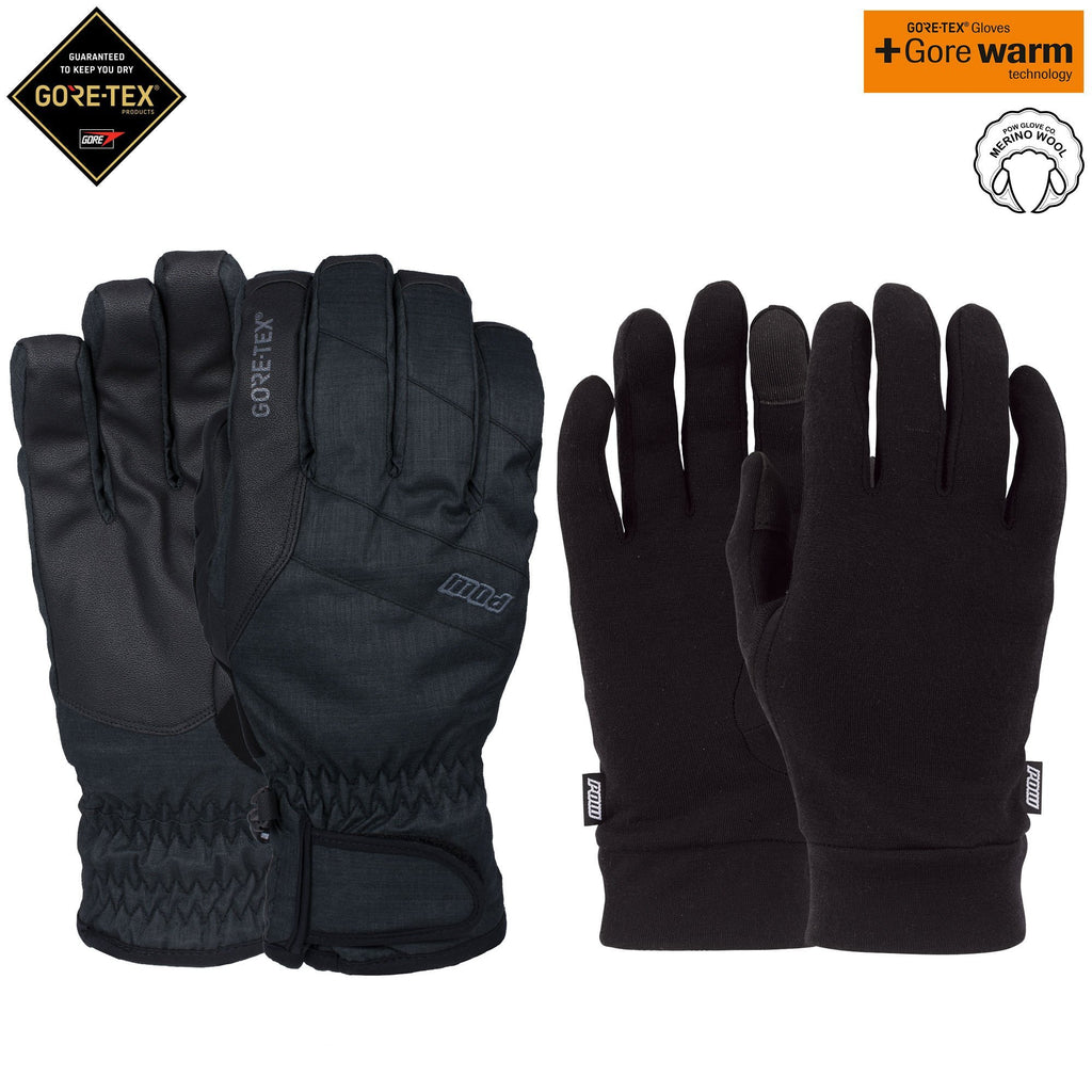 Warner GORE-TEX Short Glove + Warm