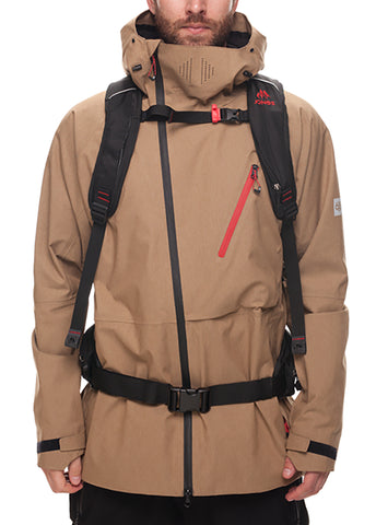 GLCR Hydra Thermagraph Jacket - Khaki Ripstop