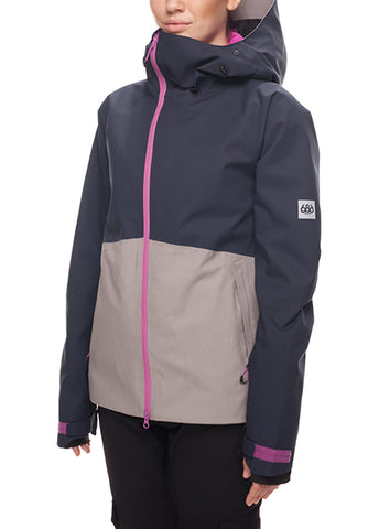 GLCR Hydra Insulated Jacket - Navy Ripstop