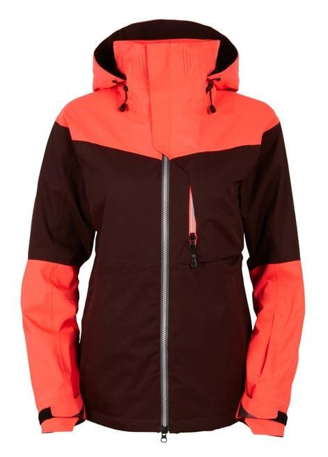 GLCR Solstice Thermagraph Jacket - Teal Color Block