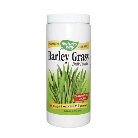 Barley Grass Bulk Powder 9oz.
