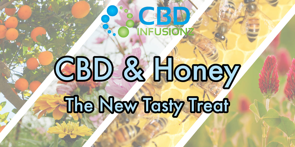 CBD & Honey, The New Tasty Treat