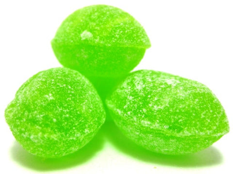 Green Apple Drops CBD Edibles - 50mg/100mg/200mg CBD