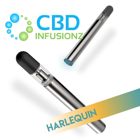 Full Spectrum Harlequin 200mg CBD Disposable Vape Pen