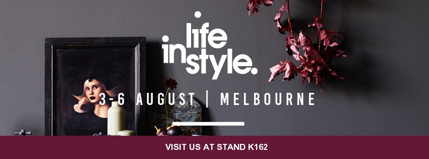 Come visit us at Life Instyle '17 in Melbourne