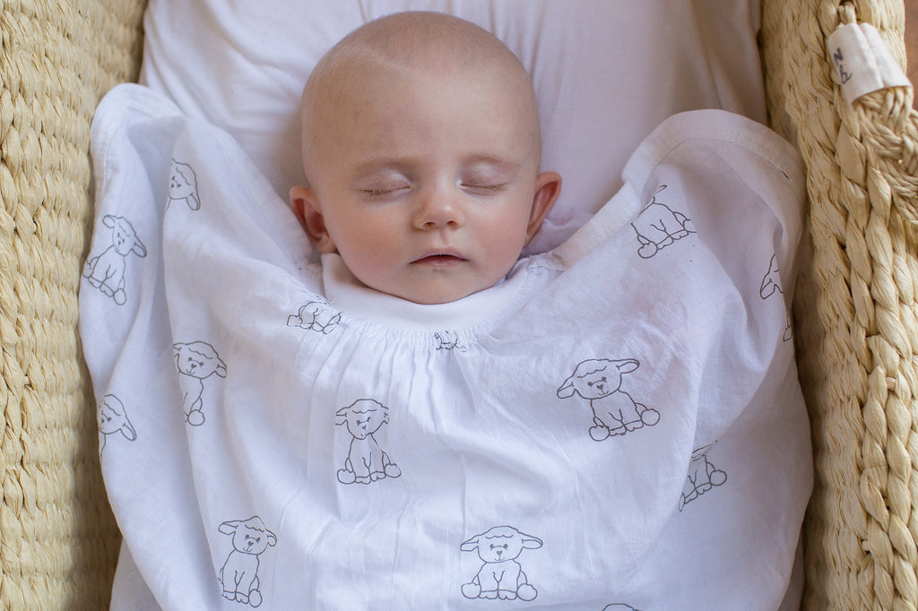 timeless design 3f5f7 fe3ee inbetweenie™ Extra Light Swaddle Sleep Sack - Grey - Girl + Boy