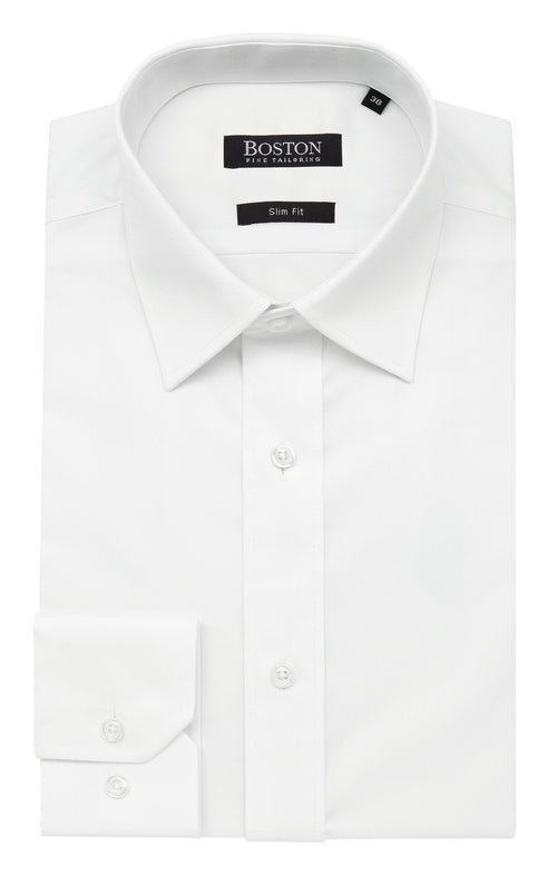 White 5WT Liberty Business Shirt