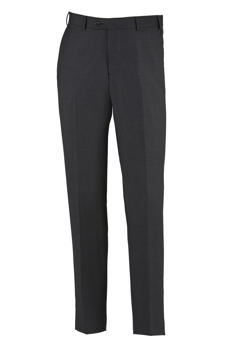 Edward Grey Wool Trouser