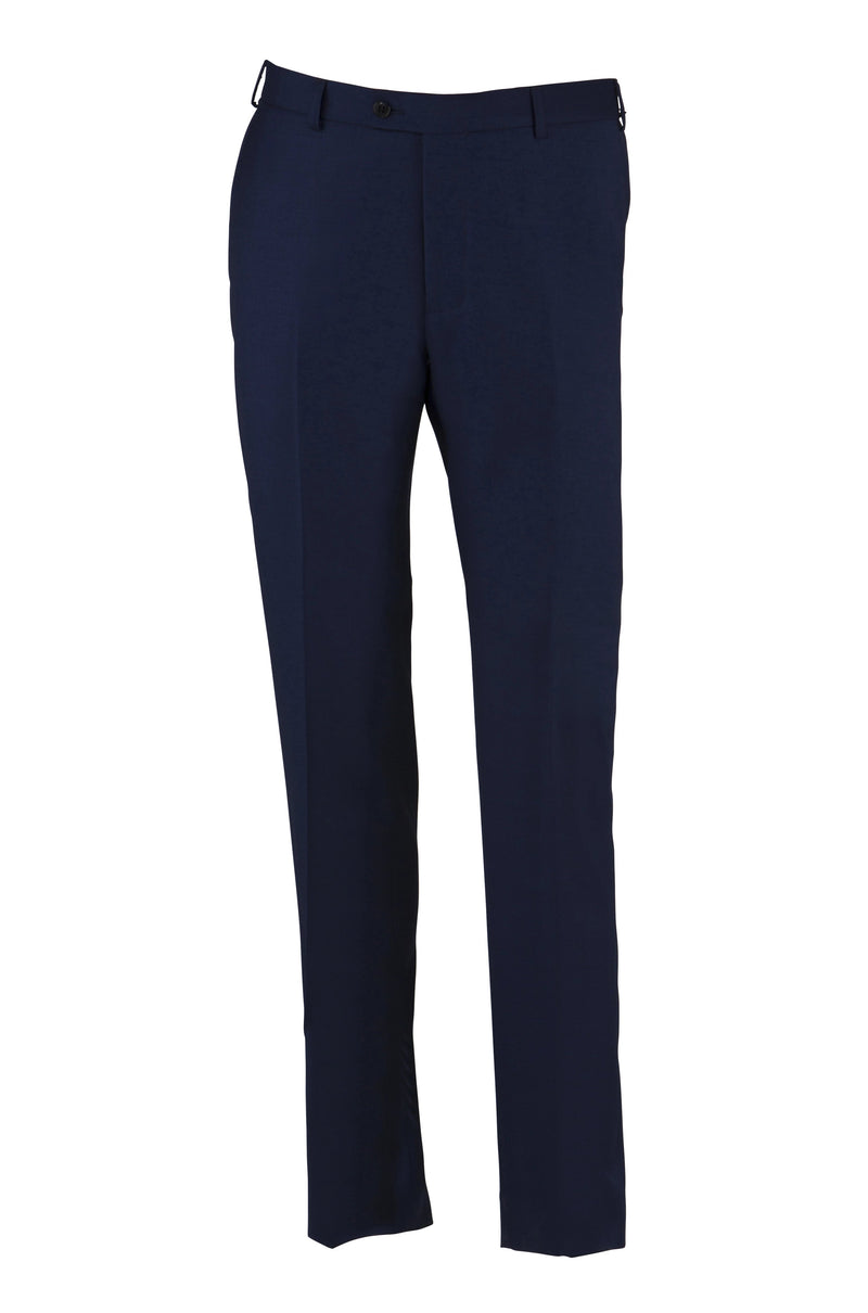 Daniel Hechter Edward Blue Wool Trouser