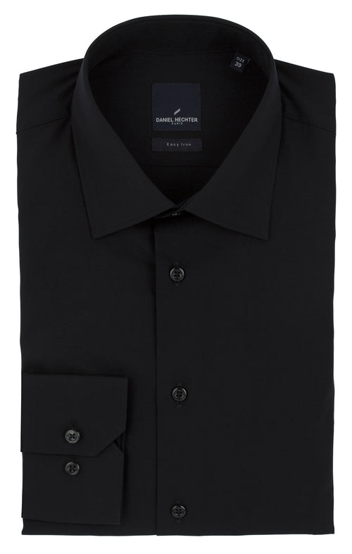 Shape Business 595 Black Shirt