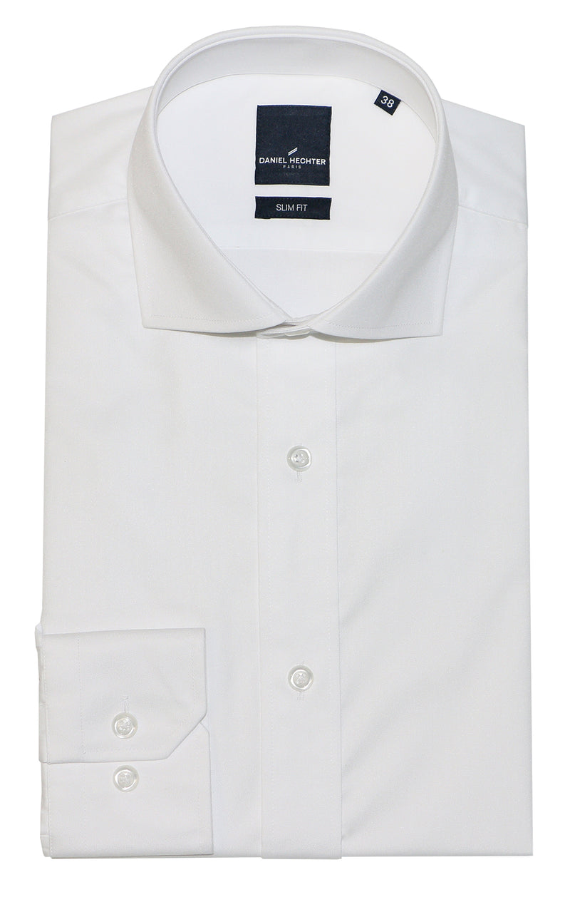 Jacque Business 5WT White Shirt