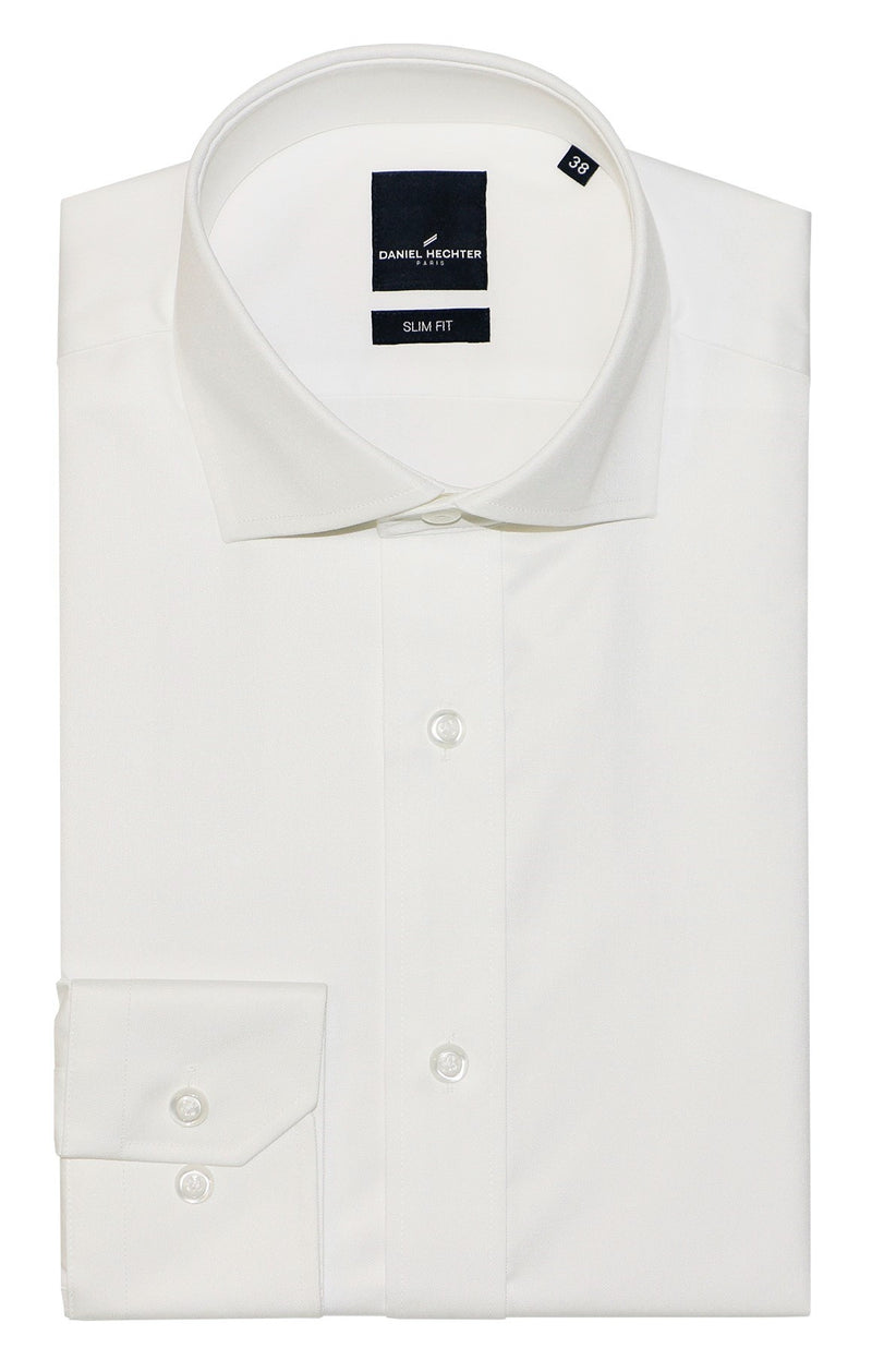 Jacque Business 5WT Ivory Shirt
