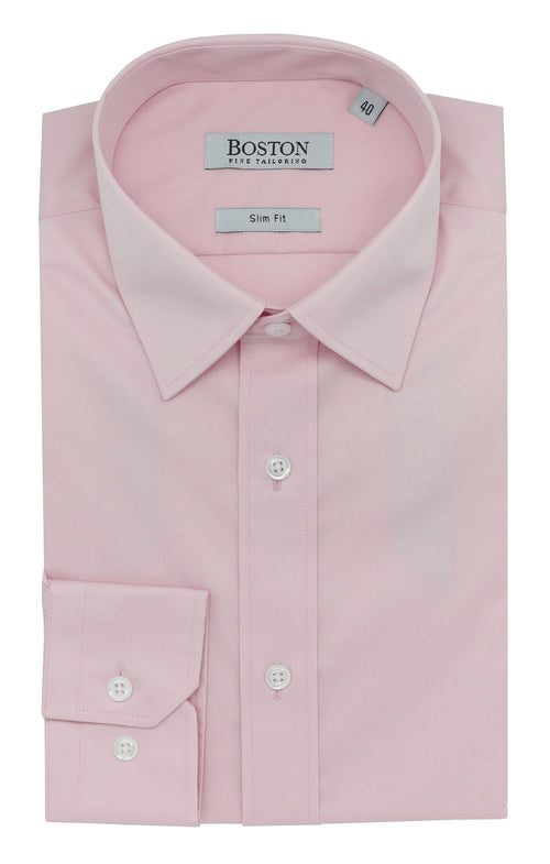 Boston Pink 5WT Liberty Business Shirt