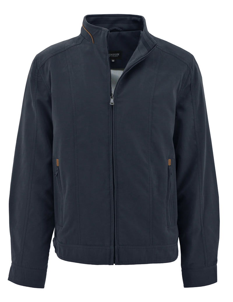 Boston Moss Navy Jacket