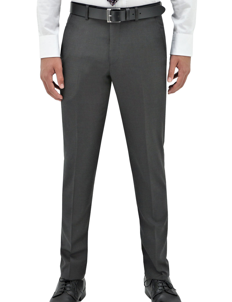 Daniel Hechter Edward Grey Wool Trouser