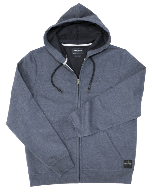 Daniel Hechter Blue Zip Windcheater