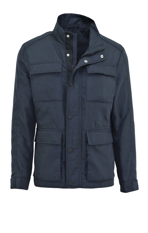 Shark Navy Jacket