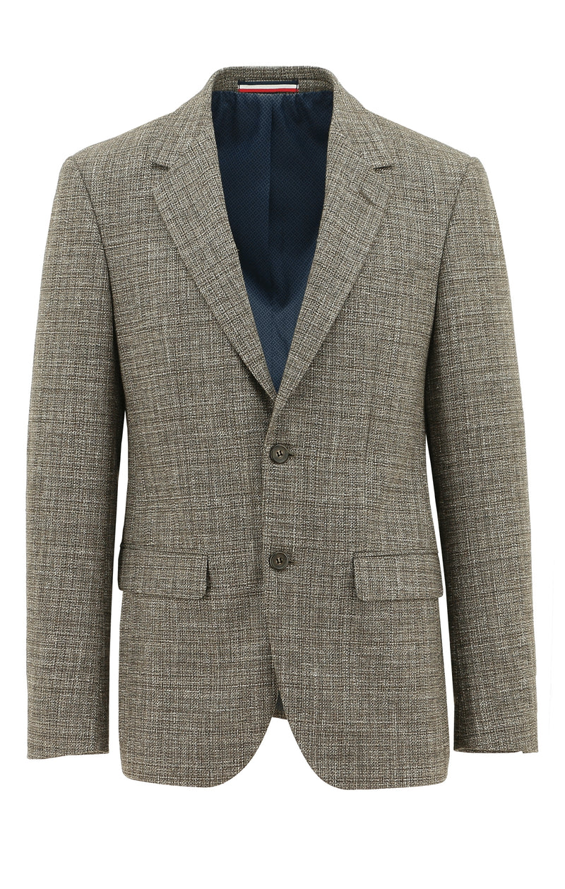 Daniel Hechter Ritchie Bronze Textured Sports Jacket