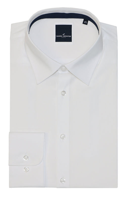 Daniel Hechter Franco White Business Shirt
