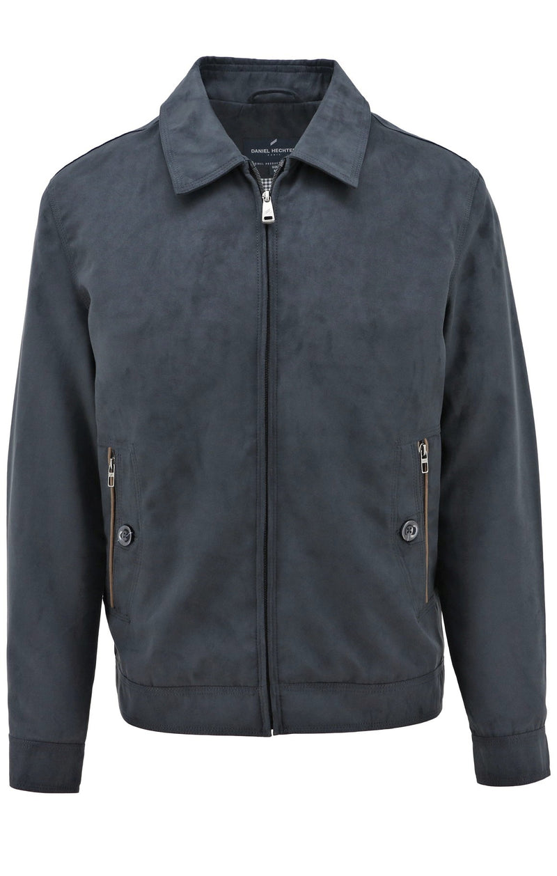 Colin Navy Jacket