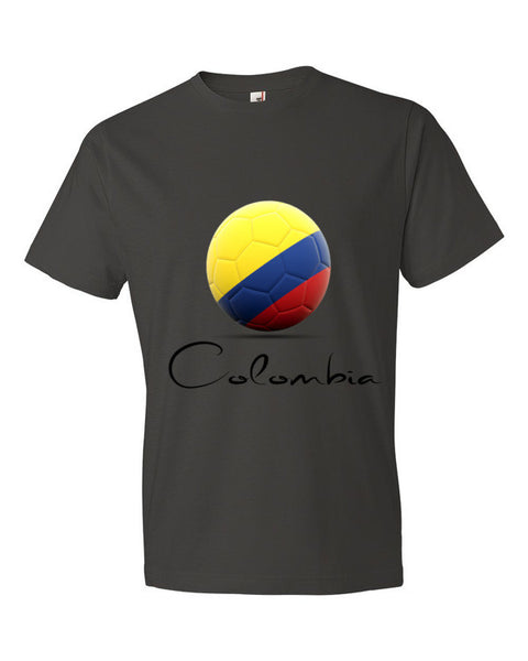 """Futbol Colombiano"" T-Shirt - 507 Clothing Co"