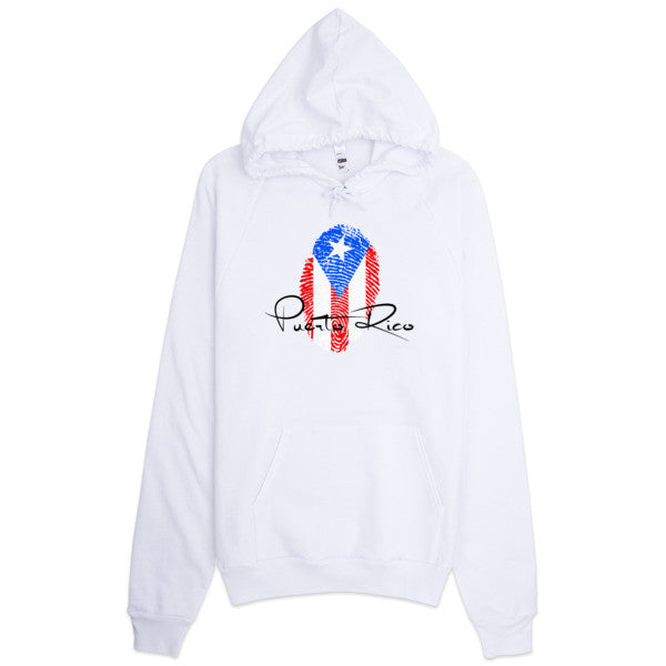 """Puerto Rico Imprinted on Me"" Hoodie - 507 Clothing Co"