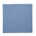 Dotted Pocket Square - Light Blue