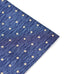 Polka Dot Pocket Square - Navy/Gold