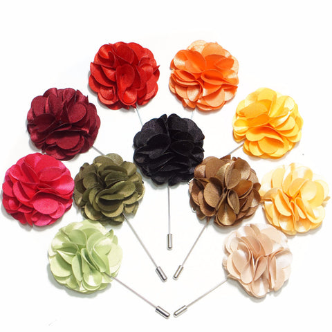 Carnation Lapel Flower