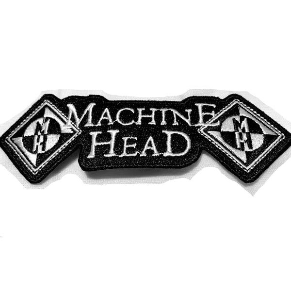 Stacked Logo Patch US