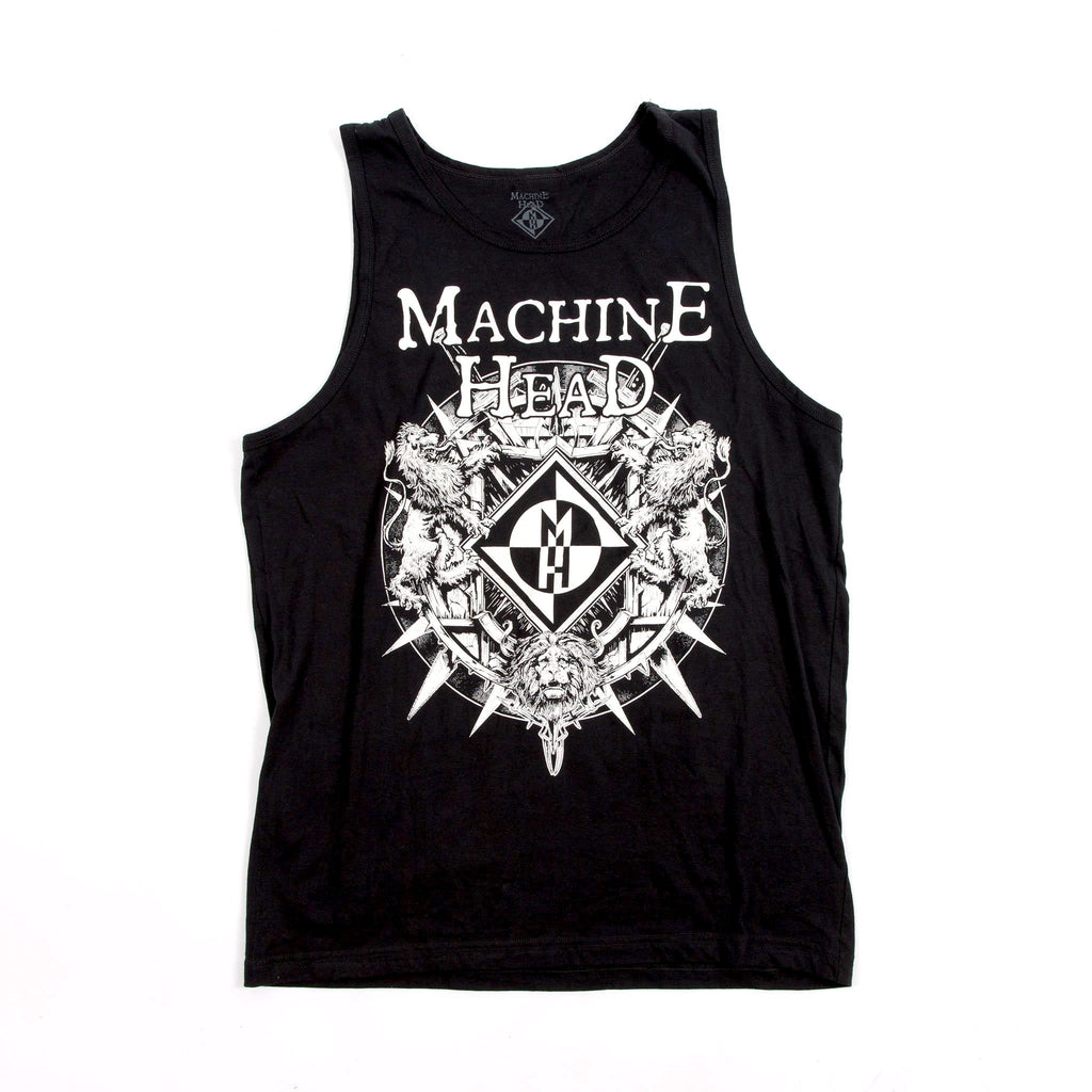 MH Lion Crest Tank Top