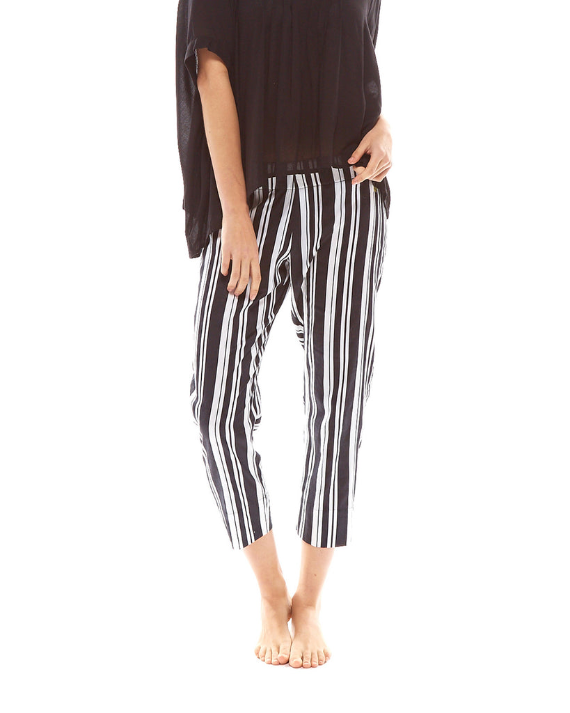 Milliner Crop Pyjama Pant - Lazy Days Loungewear - 2
